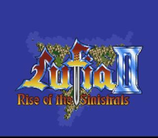 Screenshot Thumbnail / Media File 1 for Lufia II - Rise of the Sinistrals (USA) [Hack by Relnqshd v1.0Beta] (Fixxxer Deluxe)